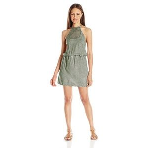 Element Juniors This Love Halter Dress, Small